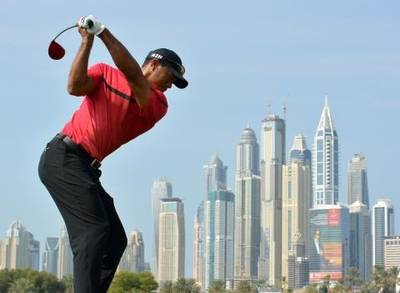 News video: Tiger Woods Partners with Donald Trump to Design Dubai Golf Course